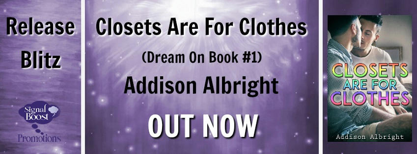 Addison Albright - Closets Are For Clothes RBBanner