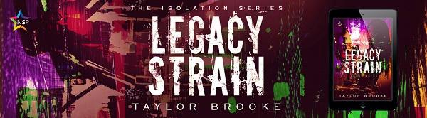 Taylor Brooke - Legacy Strain NineStar Banner