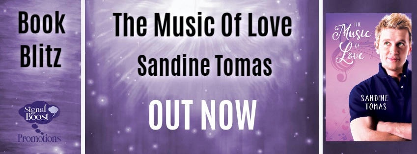 Sandine Tomas - The Music Of Love bbBanner