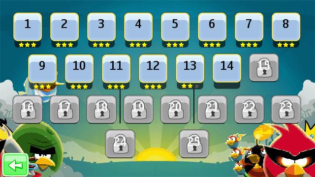 حصريا Angry Birds Space S60V5
