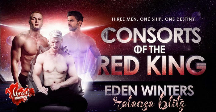 Eden Winters - Consorts of the Red King RB Banner