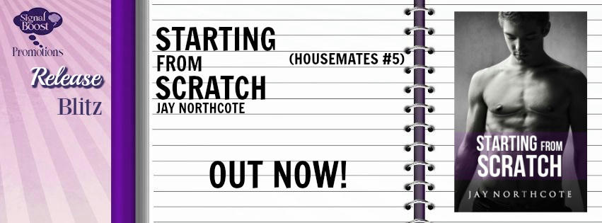 Jay Northcote - Starting From Scratch RB Banner