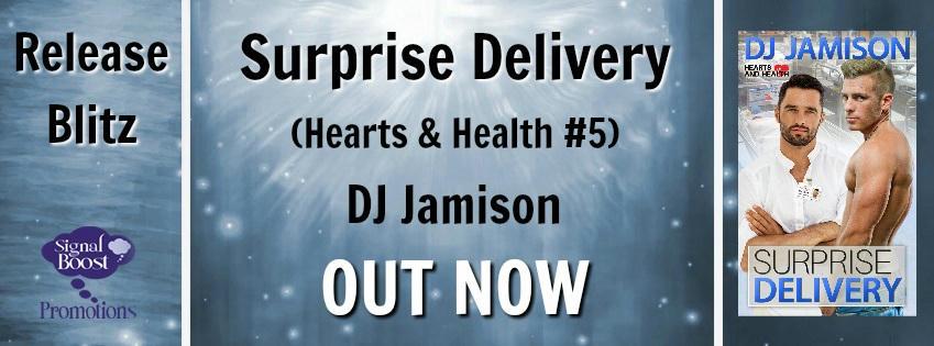 D.J. Jamison - Special Delivery RBBanner