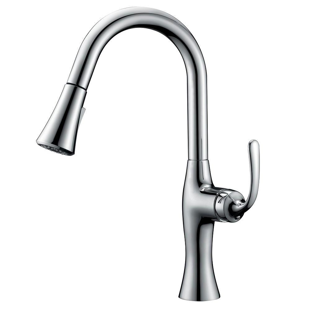 AB50 3778C Kitchen Faucet, Chrome