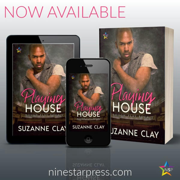 Suzanne Clay - Playing House Now Available
