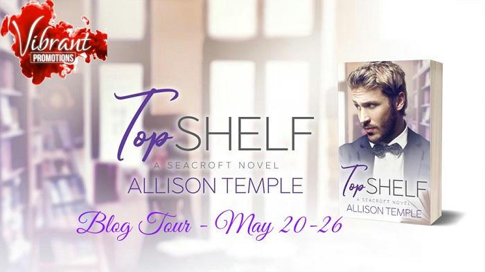 Allison Temple - Top Shelf Tour Banner