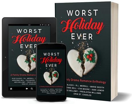Anthology - Worst Holiday Ever 3d Promo