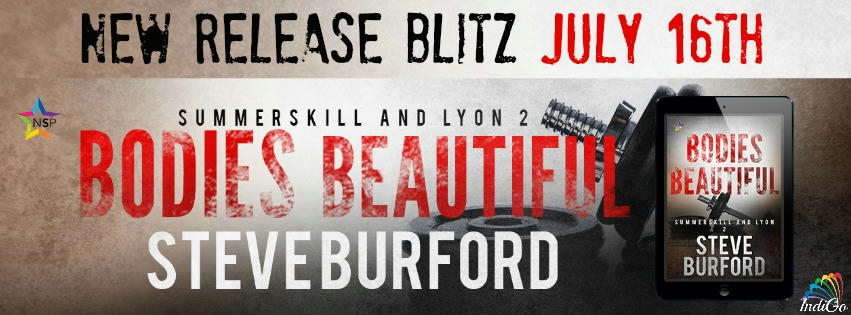 Steve Burford - Bodies Beautiful RB Banner