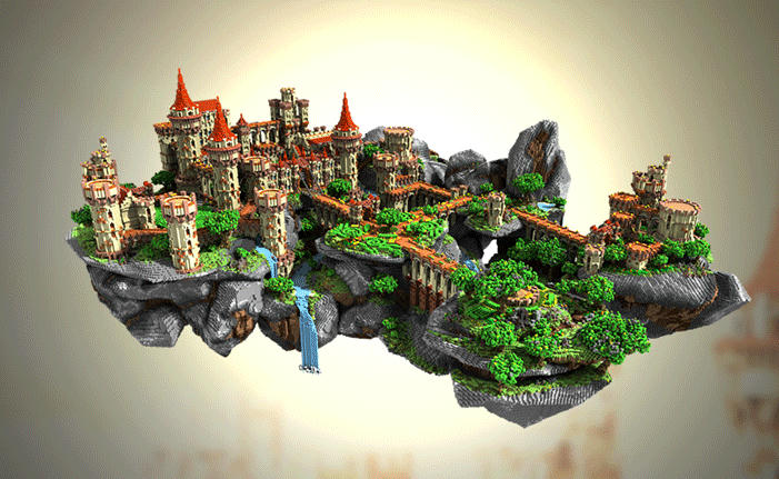 Lorton Keep - AriaCastle Minecraft Map