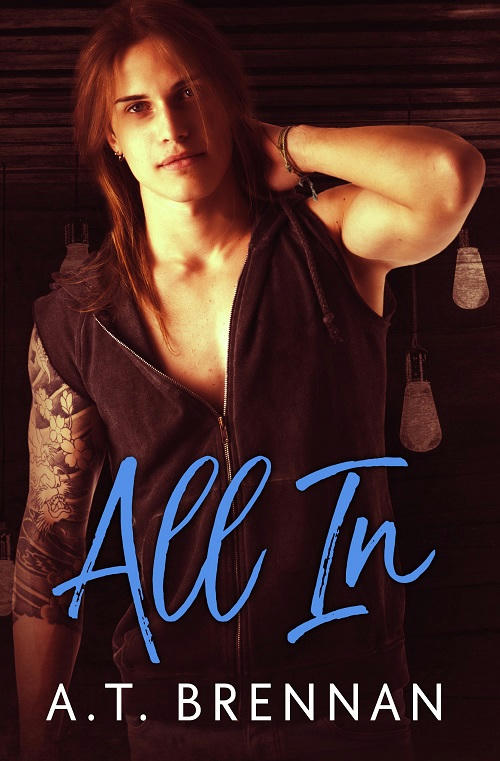 A.T. Brennan - All In Cover
