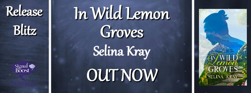 Selina Kray - In Wild Lemon Groves RBBanner