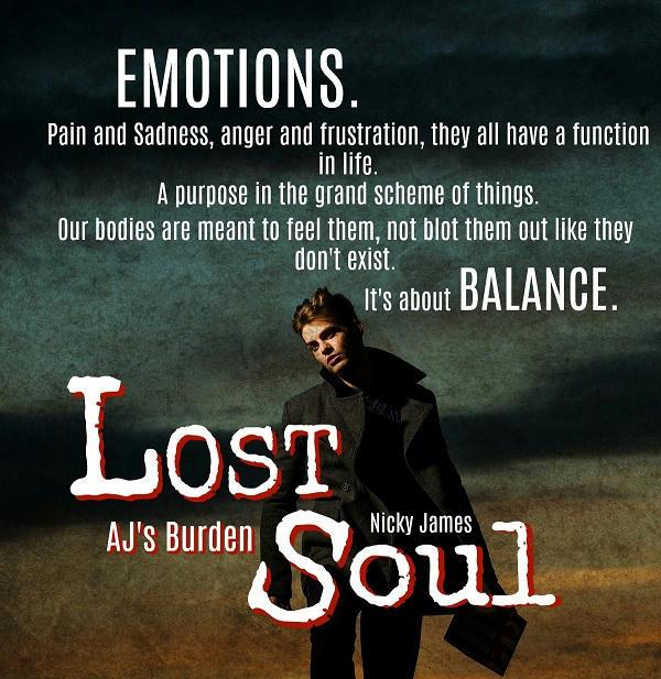Nicky James - Lost Soul AJ's Burden Teaser 1