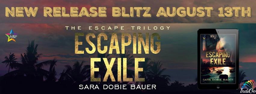 Sara Dobie Bauer - Escaping Exile RB Banner
