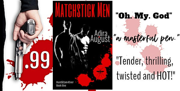 Adira August - Matchstick Men Promo