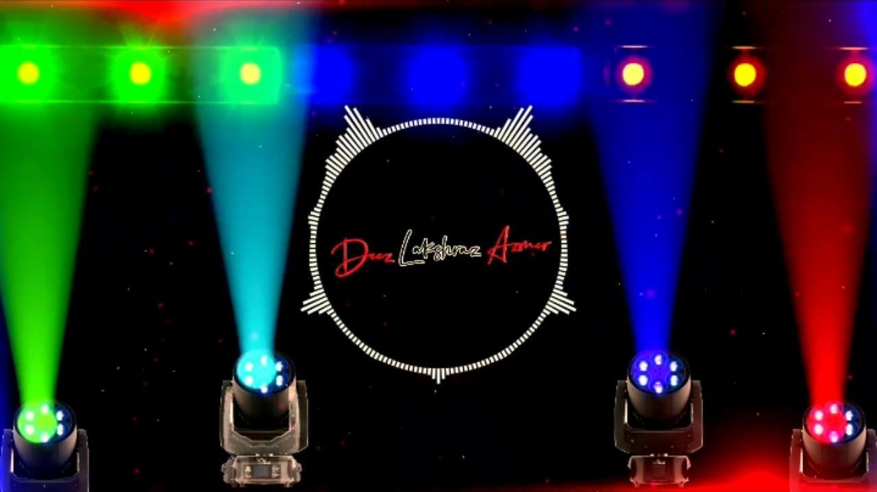Awesome DJ Light avee player Template