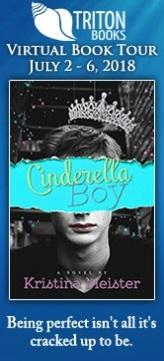 Kristina Meister - Cinderella Boy TourBadge