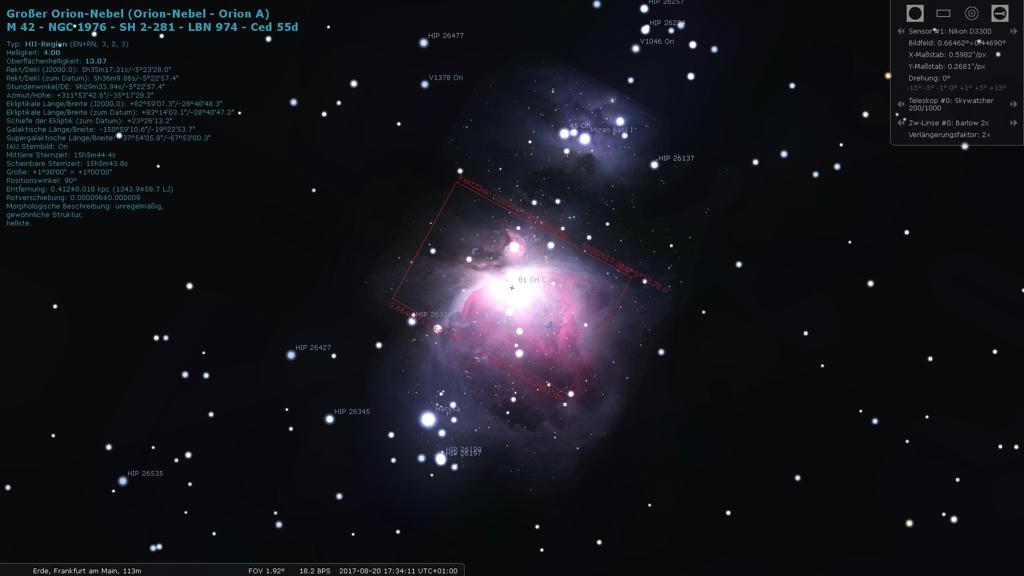 Astrotreff astronomie treffpunkt 130 650 vs 150 750