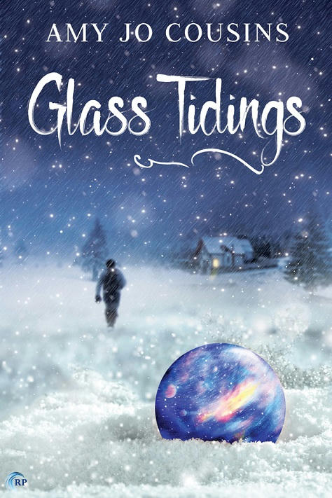 Amy Jo Cousins - Glass Tidings Cover