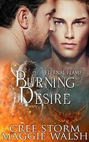 Maggie Walsh & Cree Storm - Burning Desire Cover