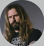 Rob Zombie nacido como Robert Bartleh Cummings, músico de metal, director de cine y escritor estadounidense
