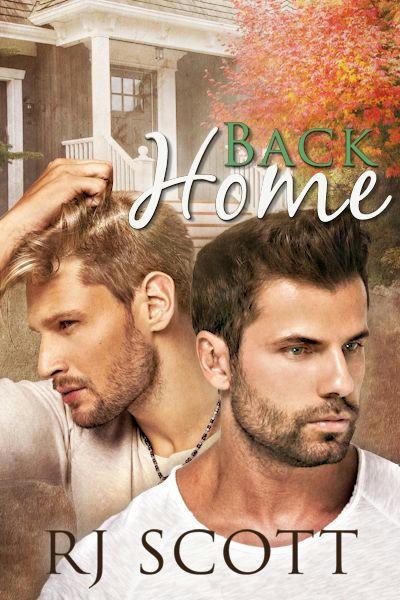 R.J. Scott - Back Home Cover