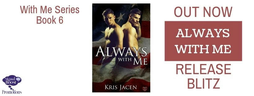 Kris Jacen - Always With Me RBBANNER-27