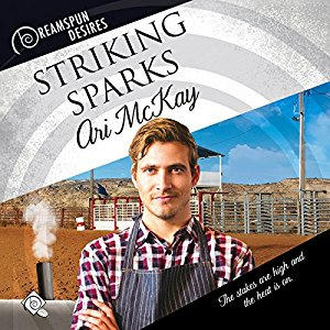 Ari McKay - Striking Sparks Cover Audio