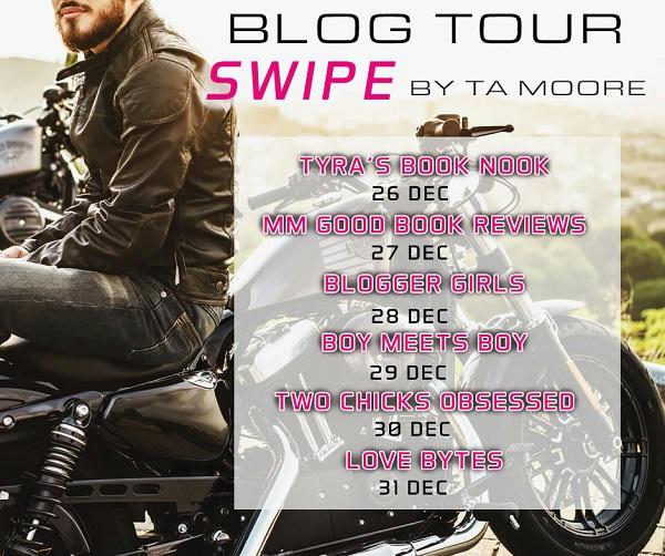 T.A. Moore - Swipe Blog