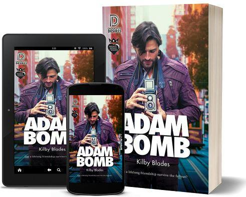 Kilby Blades - Adam Bomb 3d Promo