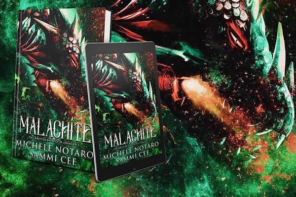 Michele Notaro & Sammi Cee - Malachite Promo 1