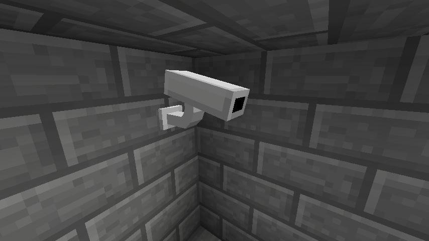 Скачать моды на майнкрафт 1.7.10 на камеры видеонаблюдения