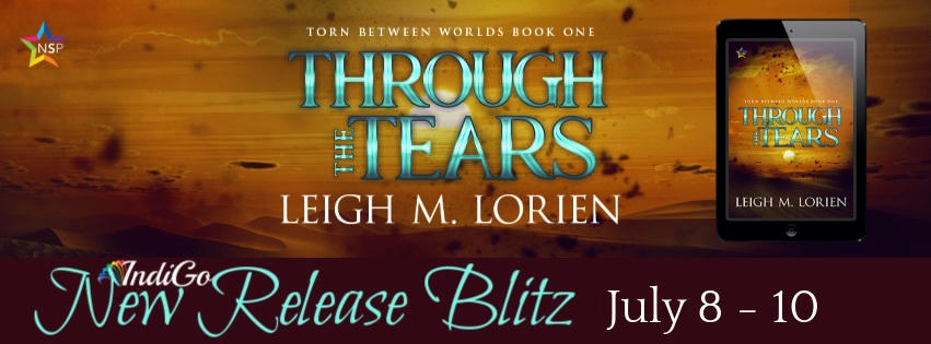 Leigh M. Lorien - Through The Tears RB Banner