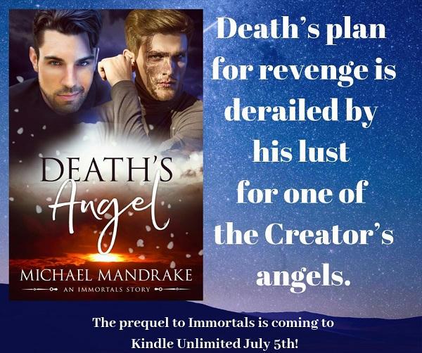 Michael Mandrake - Death's Angel Promo 1