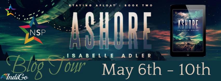 Isabelle Adler - Ashore Tour Banner
