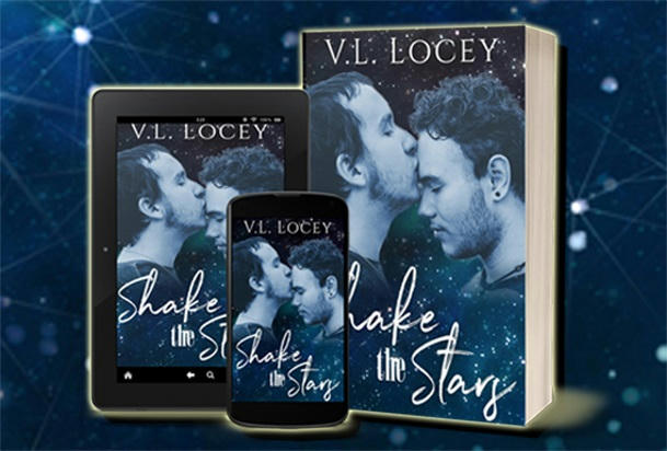 V.L. Locey - Shake The Stars Promo 1