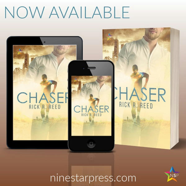 Rick R. Reed - Chaser Now Available