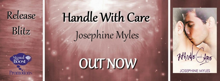 Josephine Myles - Handle With Care RB Banner