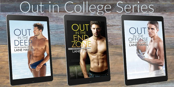 Lane Hayes - Out In Series Banner