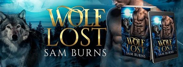 Sam Burns - Wolf Lost Banner
