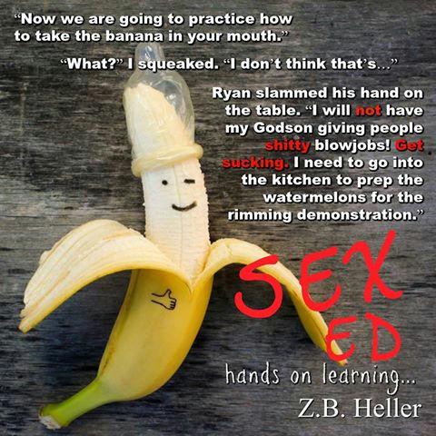 Z.B. Heller - Sex Ed Teaser 3