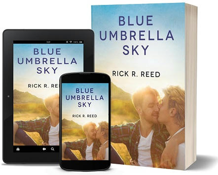 Rick R. Reed - Blue Umbrella Sky 3d Promo