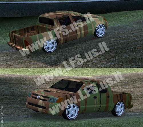 RB - Toyota Hilux 2006