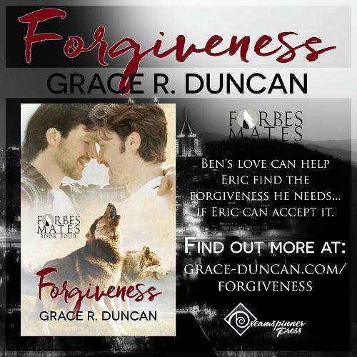 Grace R. Duncan - Forgiveness Promo s