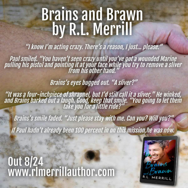R.L. Merrill - Brains & Brawn Promo 3