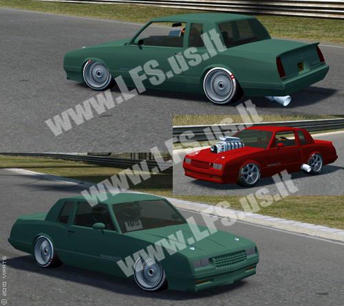 XR - Chevrolet Monte Carlo