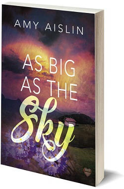 Amy Aislin - As Big As The Sky Cover 3D
