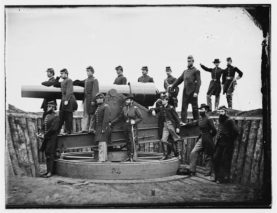 Civil War Cannon Company