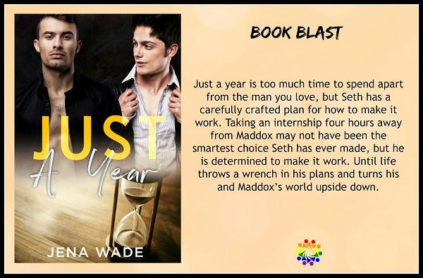 Jena Wade - Just A Year Blurb