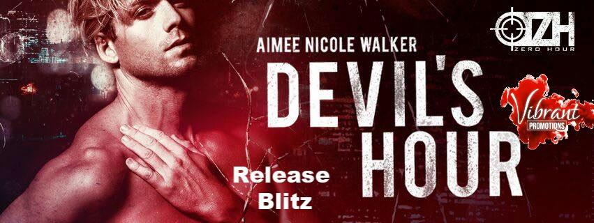 Aimee Nicole Walker - Devil's Hour RDB Banner