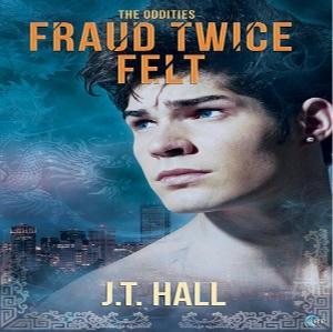 J.T. Hall - Fraud Felt Twice Square